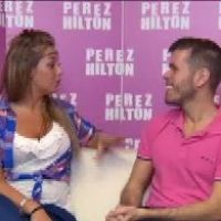 Les Anges de la télé réalité 4 : Aurélie joue sa star devant Perez Hilton