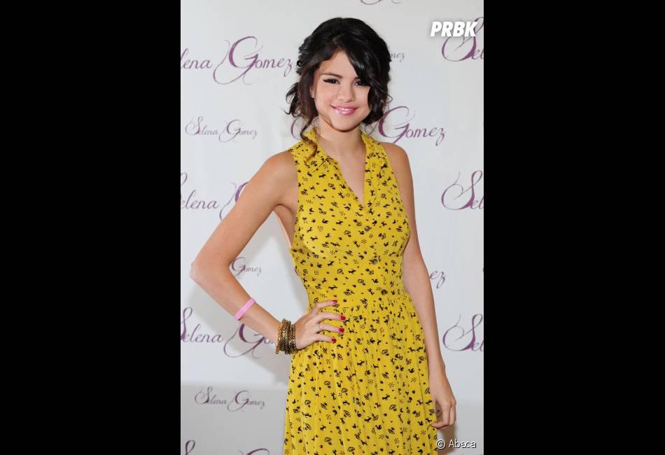 Selena Gomez trop sage pour faire le film Fifty Shades Of Grey ?