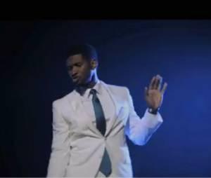 Découvrez le clip de Usher intitulé Scream !
