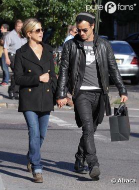 Jennifer Aniston et Justin Theroux ont connu une période difficile