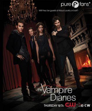 La saison 4 de Vampire Diaries nous fera hurler !