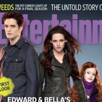 Twilight 5 : Robert Pattinson et Kristen Stewart ont appris à devenir parents grâce à Mackenzie Foy