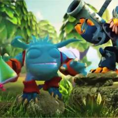 Skylanders Giants : la bande annonce géantissime  ! (VIDEO)