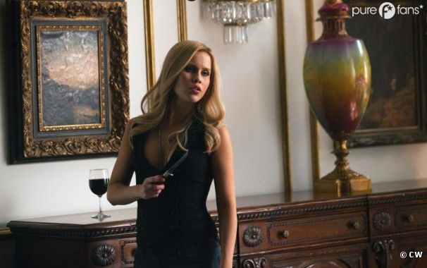 Rebekah, nouvelle bad-girl de Vampire Diaries !