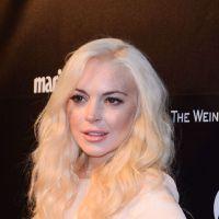 Lindsay Lohan : Déjà remise de son malaise, elle fait la fiesta !