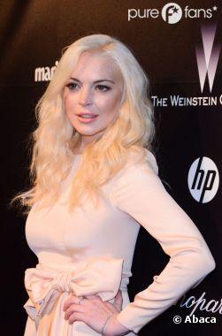 Lindsay Lohan est crevée... mais fait la fête !