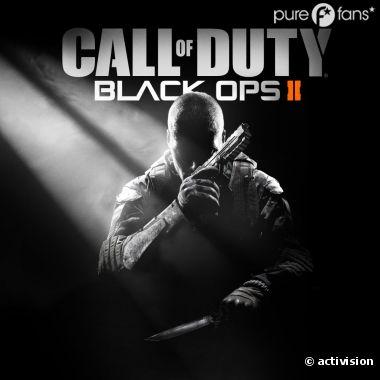 Découvrez la jaquette du futur opus Call Of Duty Black Ops 2