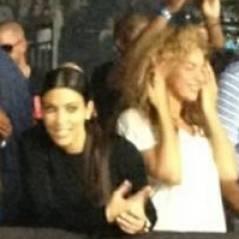 Kim Kardashian et Beyoncé : Fin de la guéguerre, elles se réconcilient ! (photos)