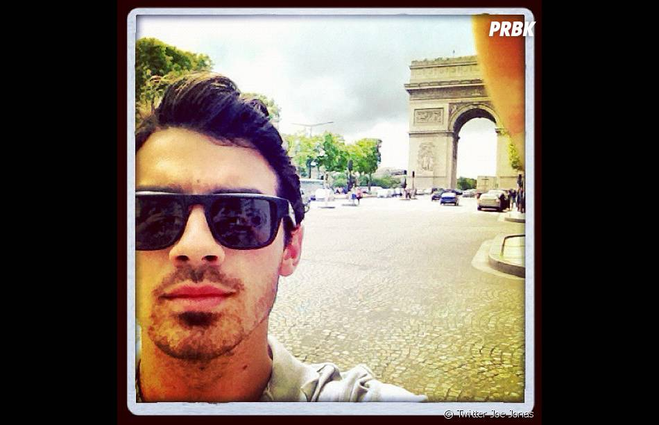 Les Jonas Brothers sont à Paris !