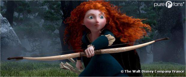 Rebelle, un nouveau succès pour Pixar