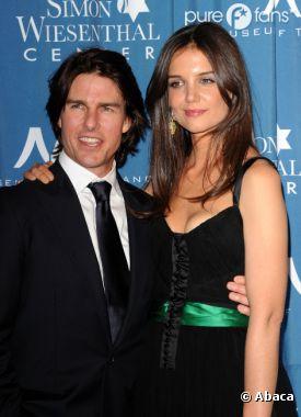 Katie Holmes divorce de Tom Cruise