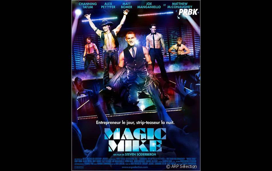 Magic Mike fait fort au box office US !