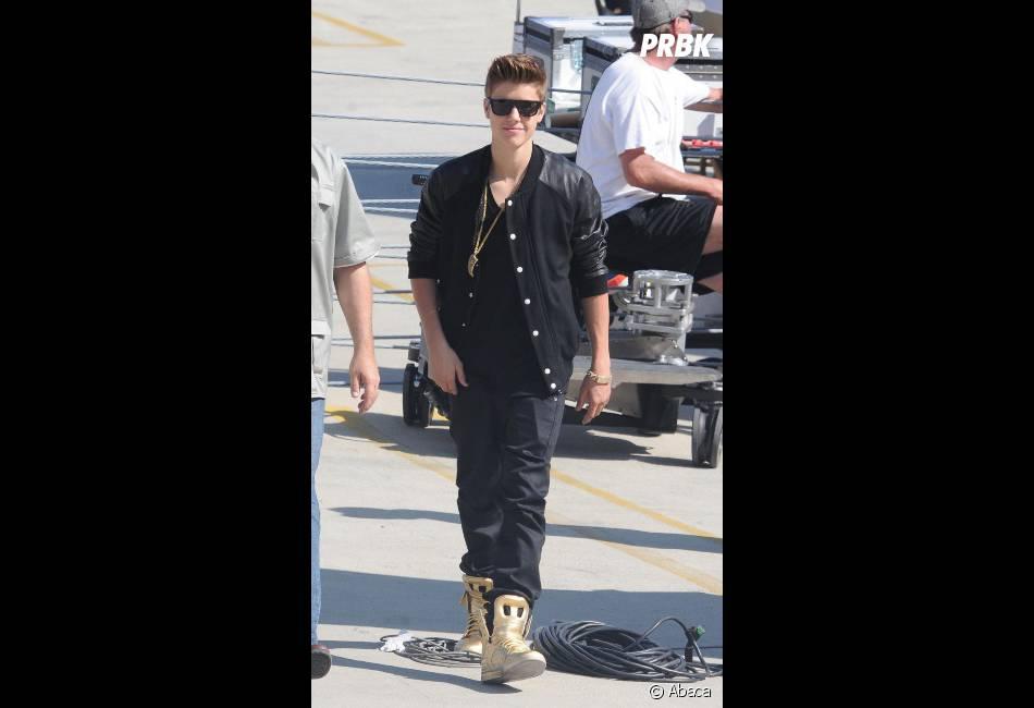 Une star d'Alerte à Malibu est fan de Justin Bieber !