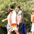 Zac Efron, c'est la belle vie sur la côte d'Azur
