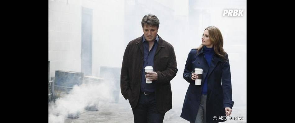 Castle et Beckett plus proches que jamais !