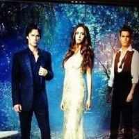 Vampire Diaries saison 4 : dans les coulisses du shoot glamour ! (PHOTOS)