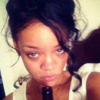 Rihanna tombe dans l'alcool pour supporter la mort de sa grand-mère