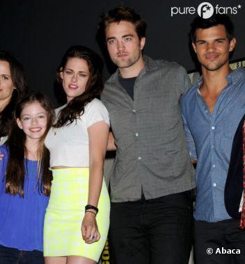 Les héros de Twilight 5