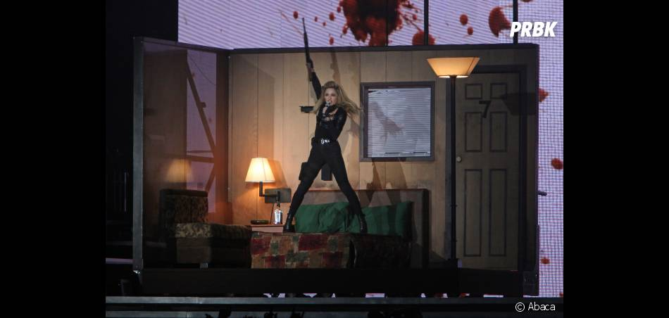 Madonna a mis le feu lors de son concert à Paris !