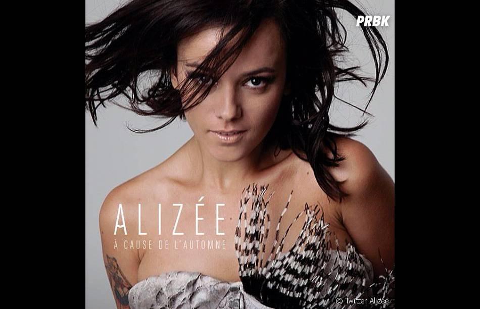 Alizée vient de dévoiler A cause de l'automne, son nouveau single
