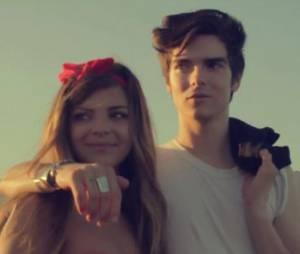 Caroline Costa joue les amoureuses dans son nouveau clip