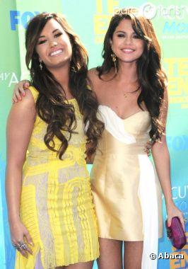 Selena Gomez et Demi Lovato sont moins proches !