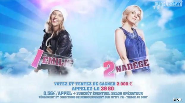 Qui d'Emilie ou Nadège quittera la Maison des Secrets ce soir ?