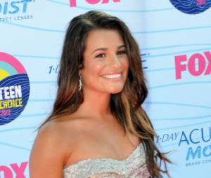 Lea Michele était sublime aux Teen Choice Awards 2012