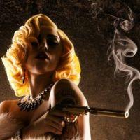 Machete : Lady Gaga excitée et excitante ! (PHOTO)