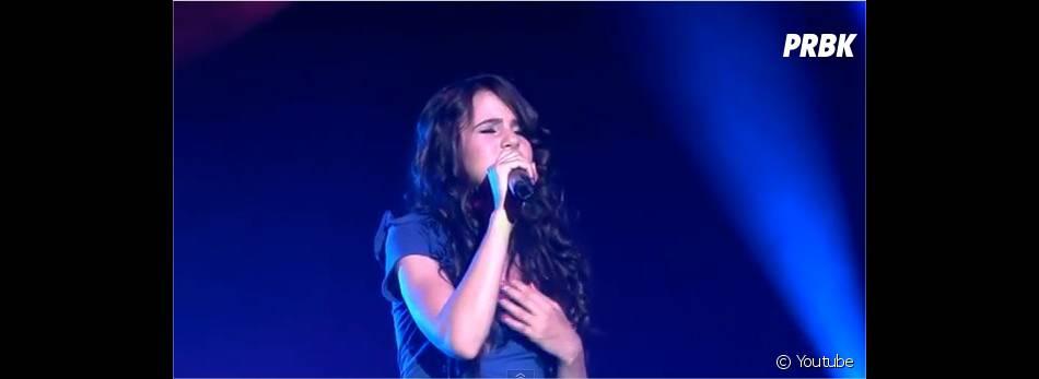 Marina Dalmas gagnante d'Incroyable Talent n'a rien perdu de sa voix !