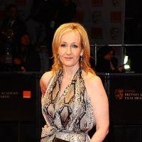 J.K. Rowling : Fuites sur internet et parano ? Grosse crise d'angoisse pour son nouveau livre