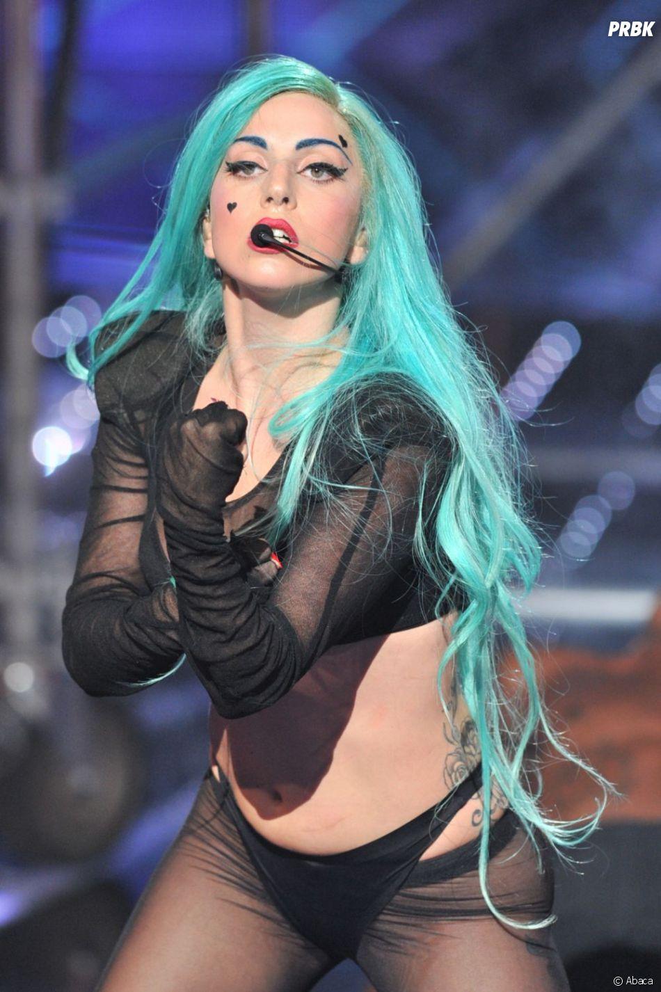 Lady Gaga ne fait vraiment rien comme personne