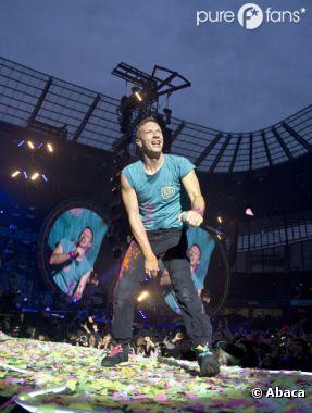 Rencontrez Coldplay grâce au projet Imagine !