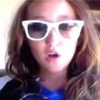 Noah Cyrus : elle imite sa big sister Miley sur YouTube ! (VIDEO)