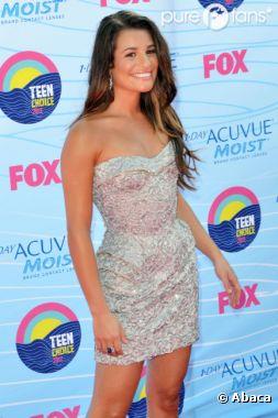 Lea Michele enfin sexy dans Glee !