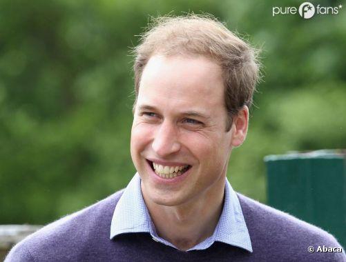 Le prince William joue les super-héros !