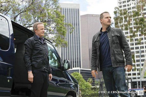 Christophe Lambert donnera du fil à retordre au NCIS Los Angeles !