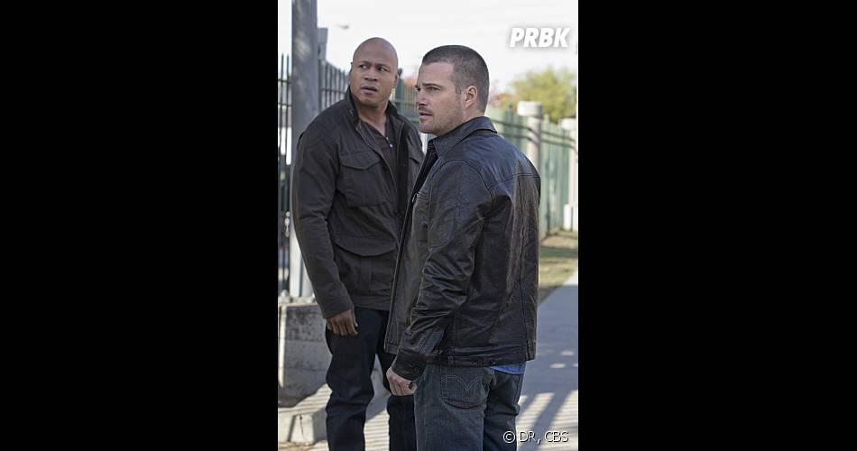 Callen et Sam ne sont pas prêts de boucler Le Caméléon !