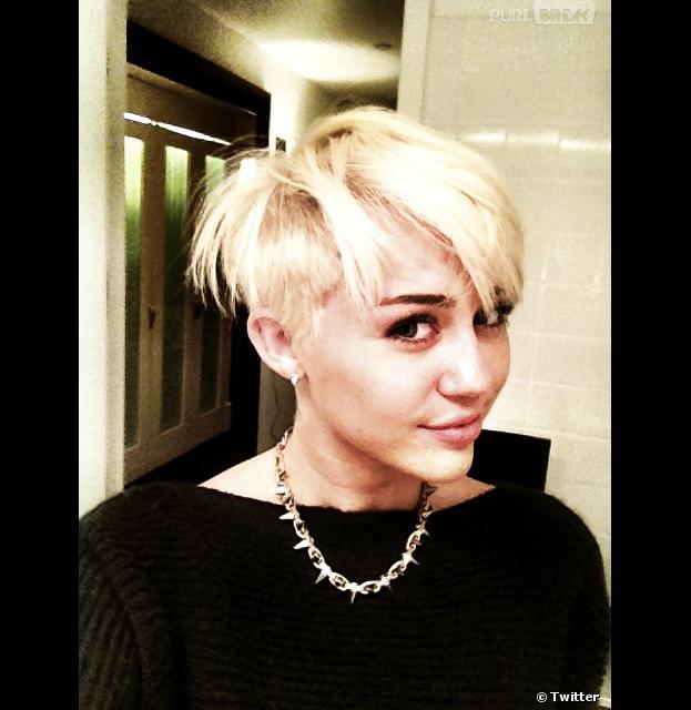 Miley Cyrus, sa coupe fait naître de folles rumeurs