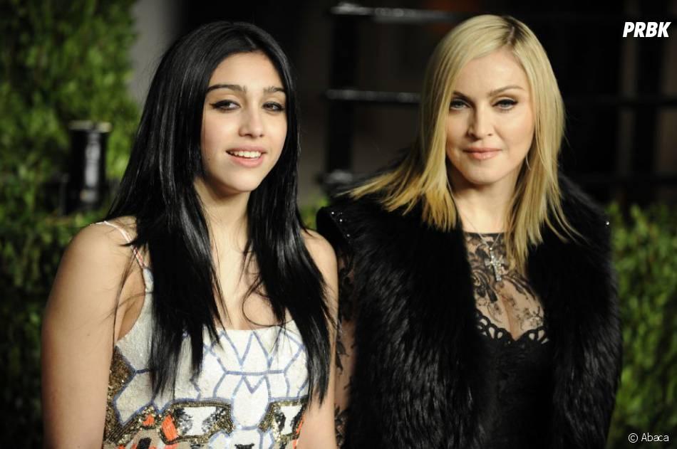 Madonna veut profiter de Lourdes, avant qu'elle ne quitte le foyer familial !