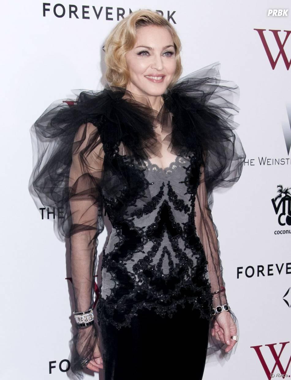 Pas sûr que Madonna ravissent ses fans australiens !