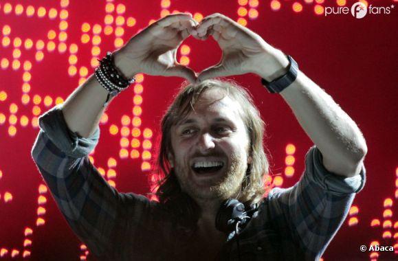 David Guetta est trop love de Cathy !