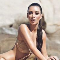 Kim Kardashian : Kanye West kiffe qu'elle soit exhib' sur Twitter