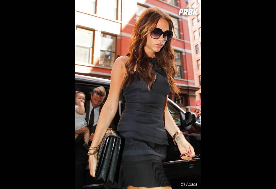Victoria Beckham, une chanteuse reconvertie avec succès dans la mode