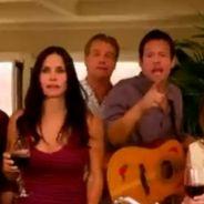 Cougar Town saison 4 : ils sont de retour en chanson et avec du vin ! (VIDEO)