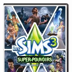 Les Sims 3 - Super-Pouvoirs : terrorisant de plaisir ! (TEST)