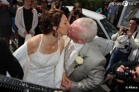 Thierry et Annie sont mariés !