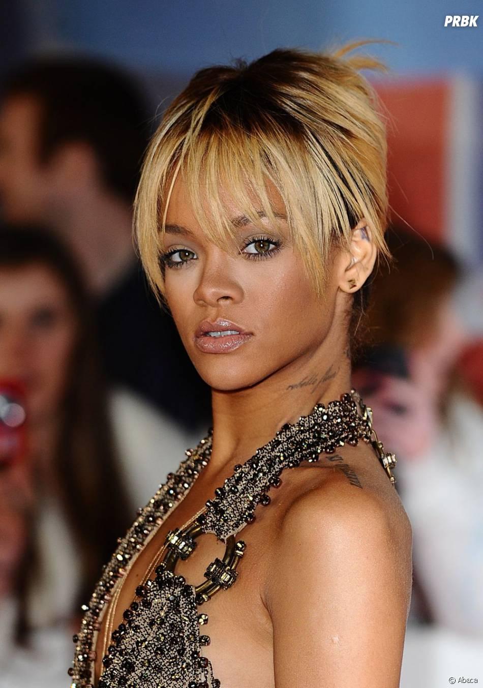 Rihanna a pssé l'éponge sur les coups de son ex
