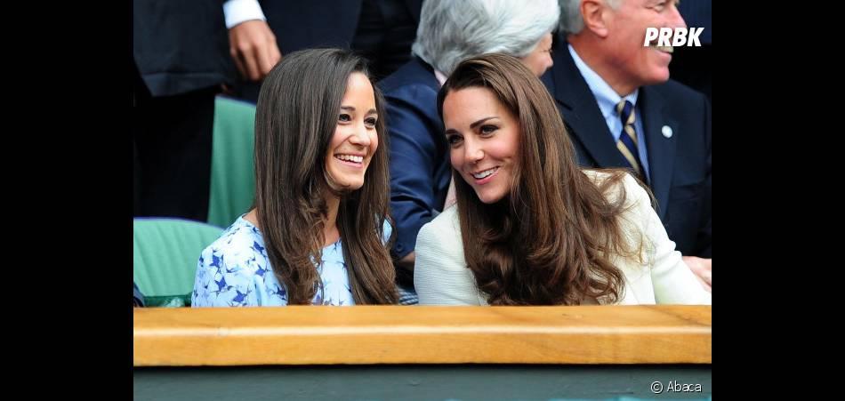 Comment vont réagir Kate Middleton et Pippa Middleton suite à cette annonce ?