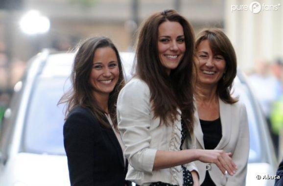 Carole Middleton, la mère de Kate et Pippa
